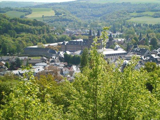 Berdorf, Люксембург: All along the E1 trail