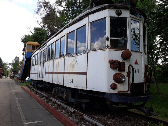 Somma Lombardo, Italy: Tram storico