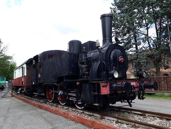 Somma Lombardo, Italy: Locomotiva