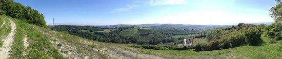 Bossolasco, Italië: panorama