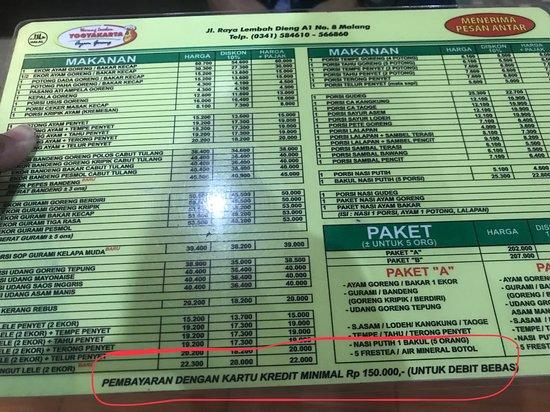 Paket Makanan Nasi Kotak Picture Of Warung Lesehan Yogyakarta Malang Tripadvisor