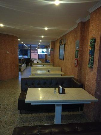 Entrerrios, كولومبيا: Restaurante Porton del norte