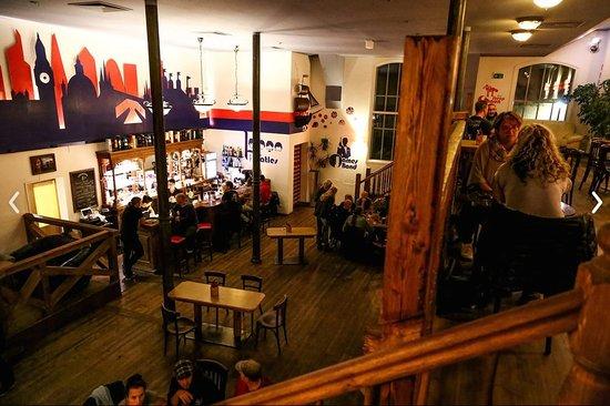 โกธา, เยอรมนี: In unserem Irish Pub wird jeder Bier und Whiseyliebhaber voll auf seine Kosten kommen.