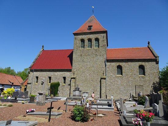 Eglise Saint-Géry - Monument classé
