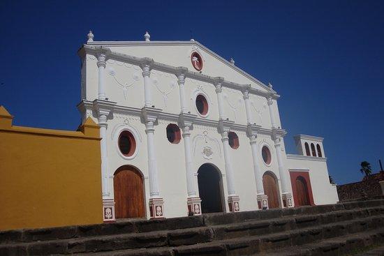 Granada, Nicaragua: Belle façade