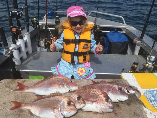 Mornington, Australia: great fishing and family friendly