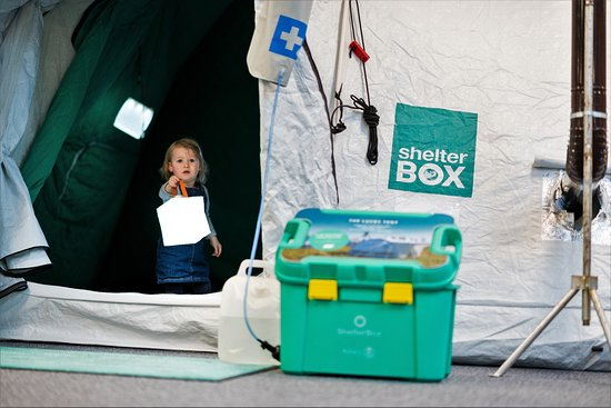 ‪ShelterBox Disaster Relief Visitor Centre‬