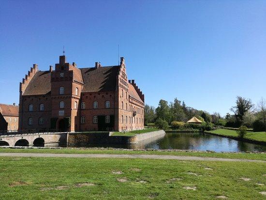 Haslev, Dinamarca: selve klosteret