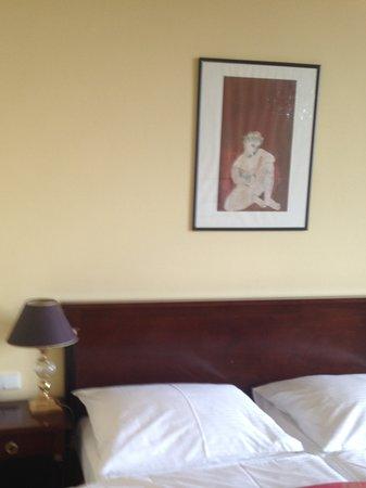 Tarcal, Hungary: Az ágy