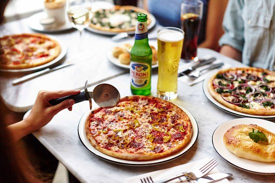 Pizza Express Walthamstow 265 High St Updated 2020