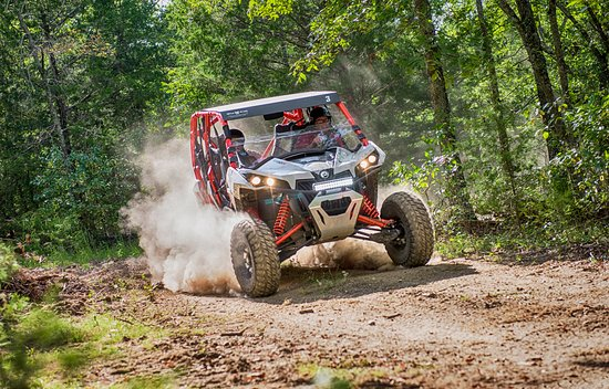Branson West, MO: Ozark Off-Road ATV Adventures!
