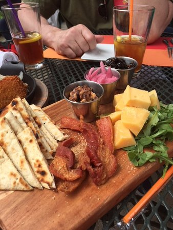 Skippack, PA: cheese platter