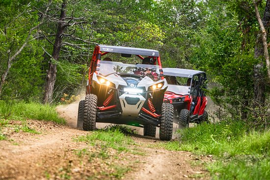 Branson West, MO: Ozark Off-Road ATV Adventures!