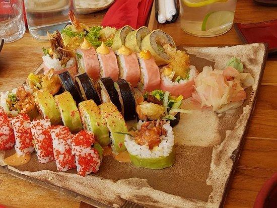 OTO!SUSHI: Sushi