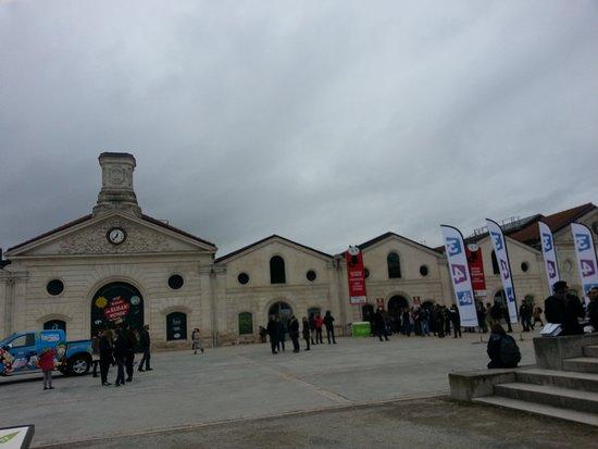 Angouleme, France: Festival de BD de Angoulême, 2016.