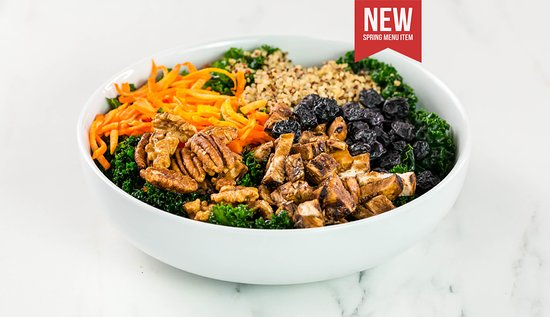 Brentwood, MO: Superfood Salad