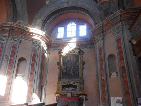 Chivasso, Italy: Interno chiesa
