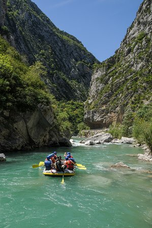 Aqua Bond Rafting: Rafting dans les gorges du Verdon