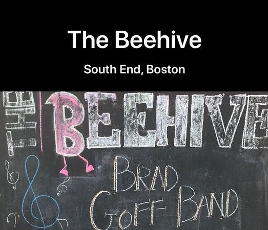 The Beehive, Boston - South End - Menu, Prices & Restaurant Reviews -  TripAdvisor