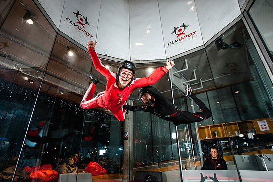 FLYSPOT Indoor Skydiving