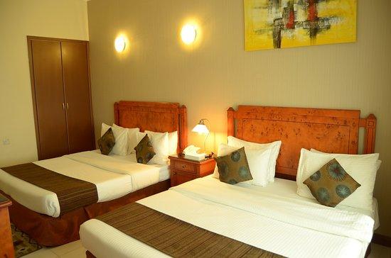 NEJOUM AL EMARATE HOTEL - Prices & Reviews (Sharjah, United