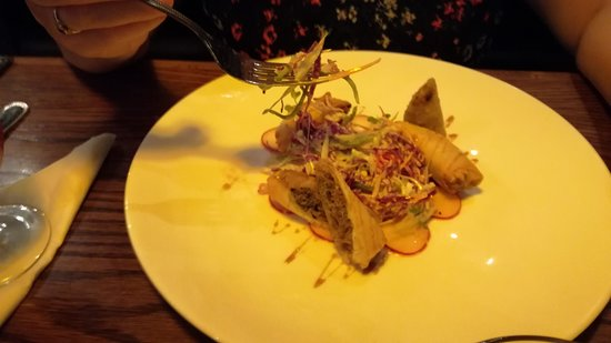 Butlers Restaurant and Event Venue: I can recommend this starter, it was delicious