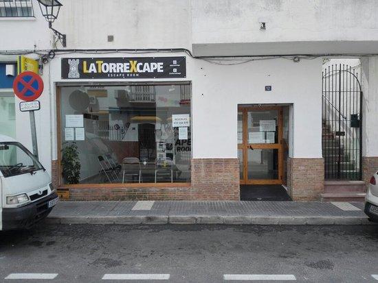 La TorreXcape