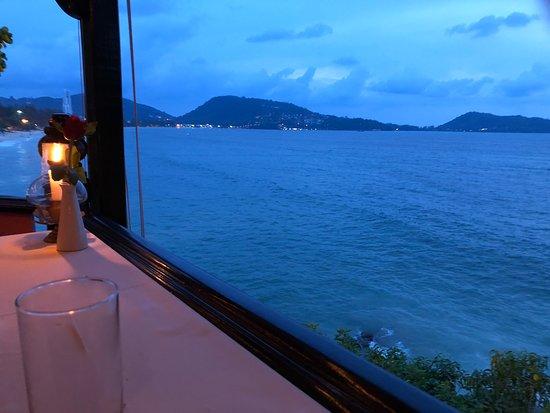 Baan Rim Pa Patong: Evening photo