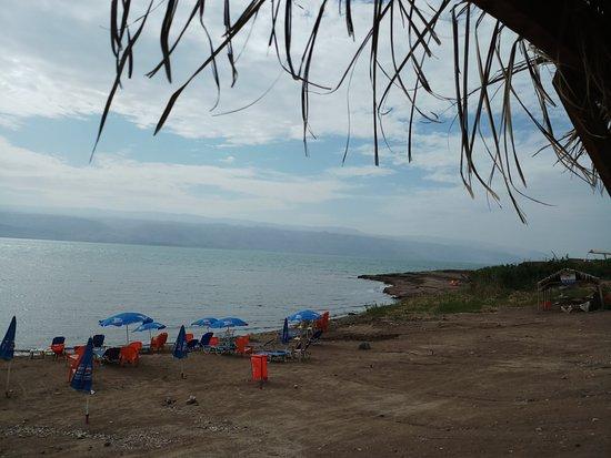 Kalia, Israel: une parte de la plage