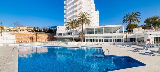 Globales Mimosa Hotel  Majorque  Palmanova   U00celes Bal U00e9ares