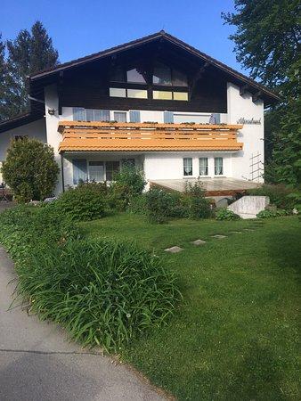 Halblech, Niemcy: Gästehaus Alpenland