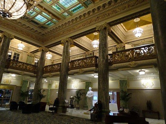 Joseph Smith Memorial Building : Innenraum