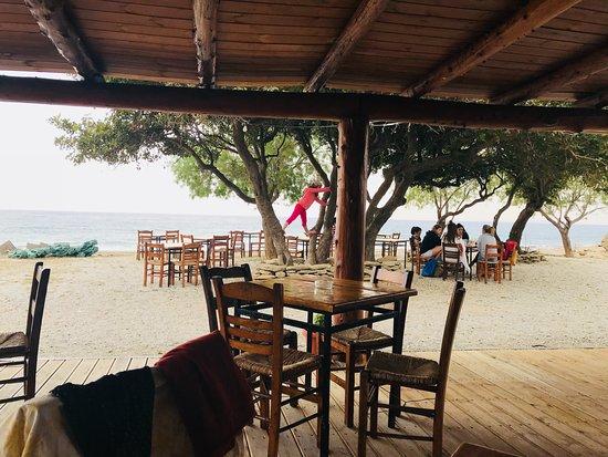 Rodakino, Greece: Bester Ausblick