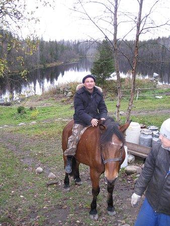 Ostrov Anzerskiy, روسيا: остров Анзер