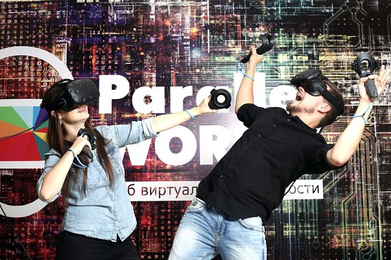 VR Club Parallel Worlds