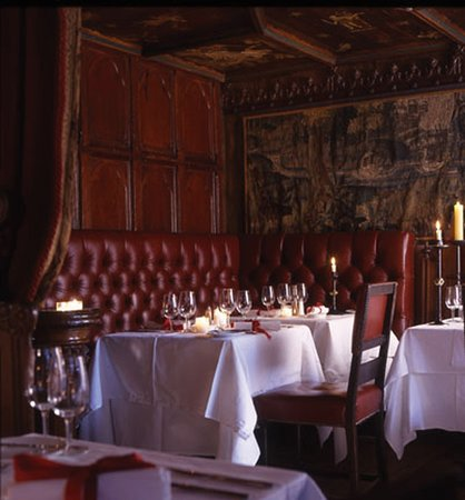 The Witchery Dining Rooms