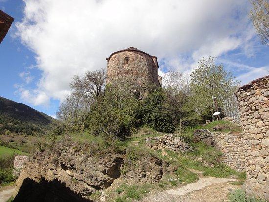 Bellver de Cerdanya, Spanje: Parte posterior