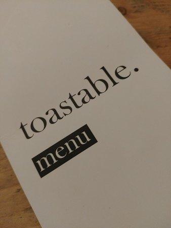 Toastable Nieuwendijk: Toastable Menu