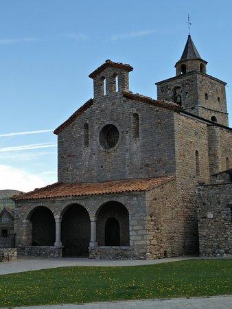 Bellver de Cerdanya, Espagne : Iglesia