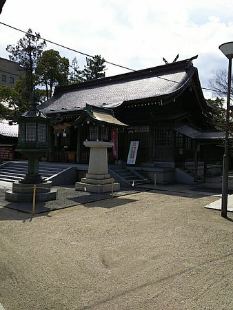 Kamo Shrine Temmangu