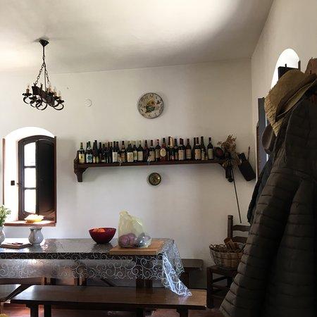 Prizzi, Italie : Foto del ristorante, cucina