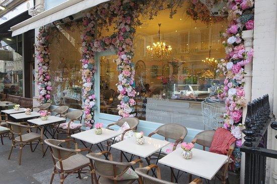 Colorful Exterior View Picture Of Fait Maison London Tripadvisor