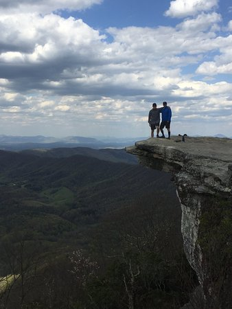 McAfees Knob: You Gotta Do It !!! Just GO!