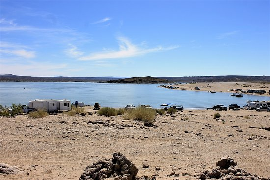 Elephant Butte, NM: view from loop c