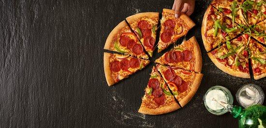 Acton, UK: Domino's Pizza London - Ealing Common