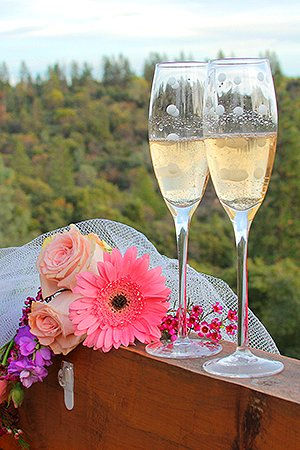 Murphys, CA: Wedding packages available