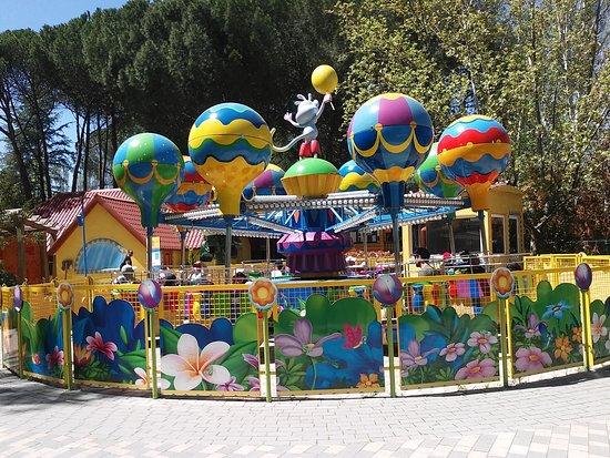 Parque de Atracciones: Globos