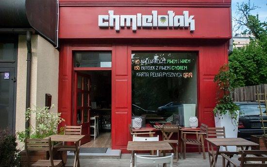 Chmielolak Bis Warsaw Restaurant Reviews Photos Tripadvisor