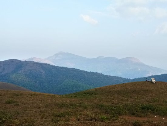 Horanadu, الهند: Kyatanamakki view