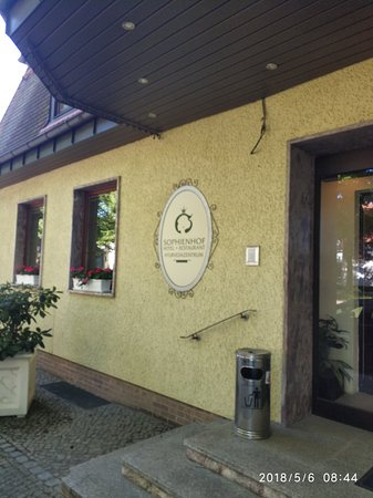 Konigs Wusterhausen, Germany: Hotel Sophienhof
